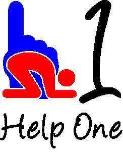Help One Logo